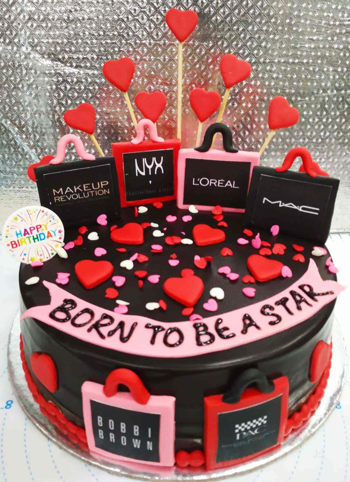 Magnificent Makeup Birthday Cake Name Edit Saubhaya Makeup Funny Birthday Cards Online Overcheapnameinfo
