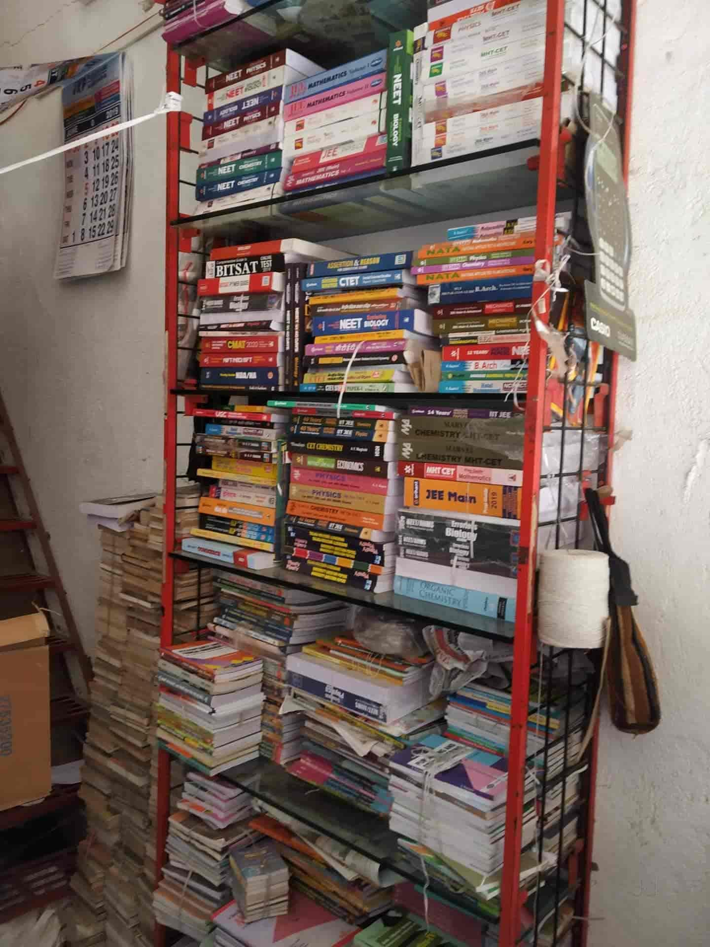 Laxmi Book Depot, Thane West - Book Shops in Thane, Mumbai - Justdial
