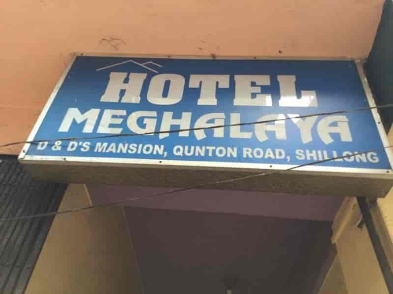Hotel Meghalaya Photos Police Bazar Shillong Hotels