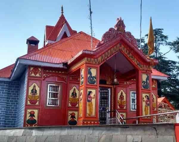 Jakhu Temple Photos, Shimla Gpo, Shimla- Pictures & Images Gallery