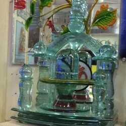 Nandi Glass House, Nehru Road Shimoga - Glass Dealers in