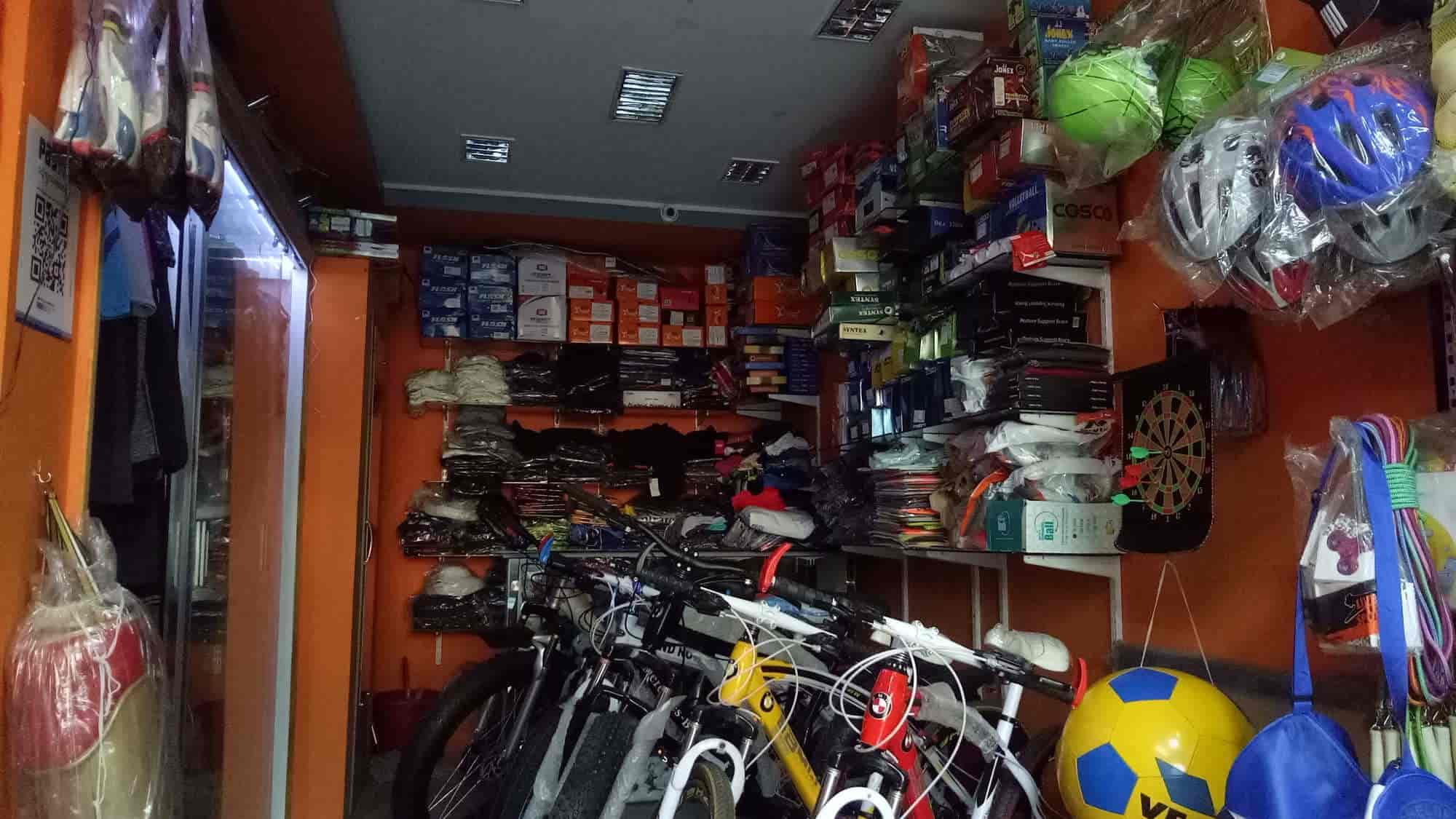 Revolver Cycles And Sports Photos, Savalanga Road, Shimoga