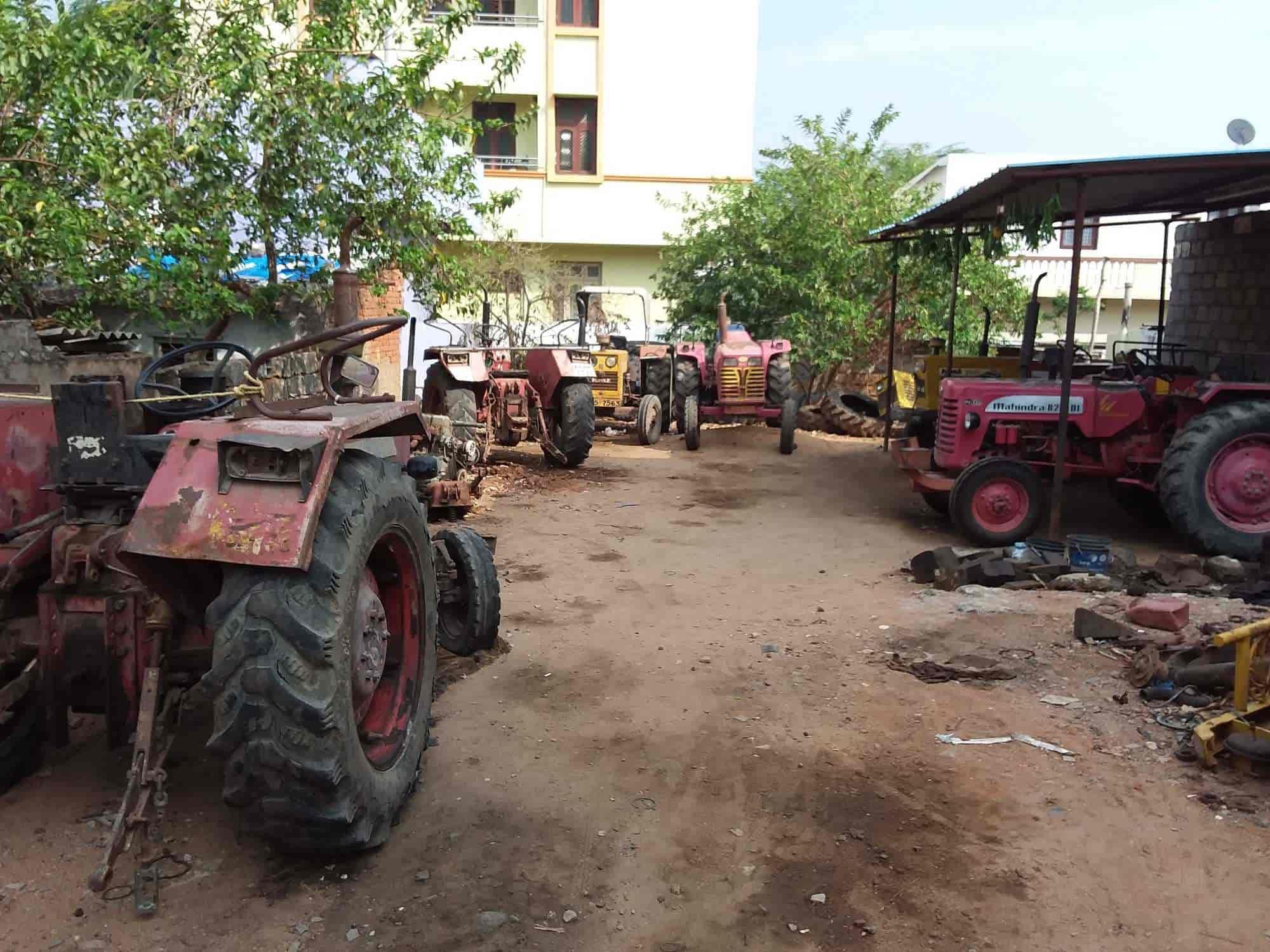 Kisan Tractor Disposal, AMBEDKARNAGAR - Second Hand Tractor