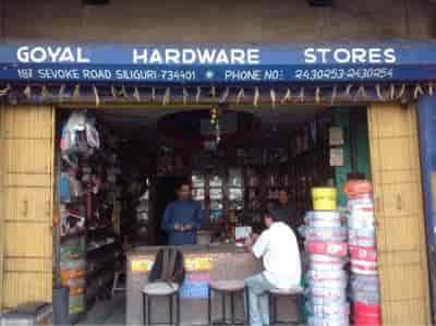 Goyal Hardware Stores, Hill Cart Road - Hardware Shops in Siliguri