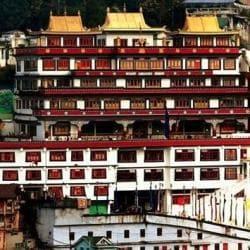 Druk Thupten Sangag Choling Monastery Hill Cart Road Tourist