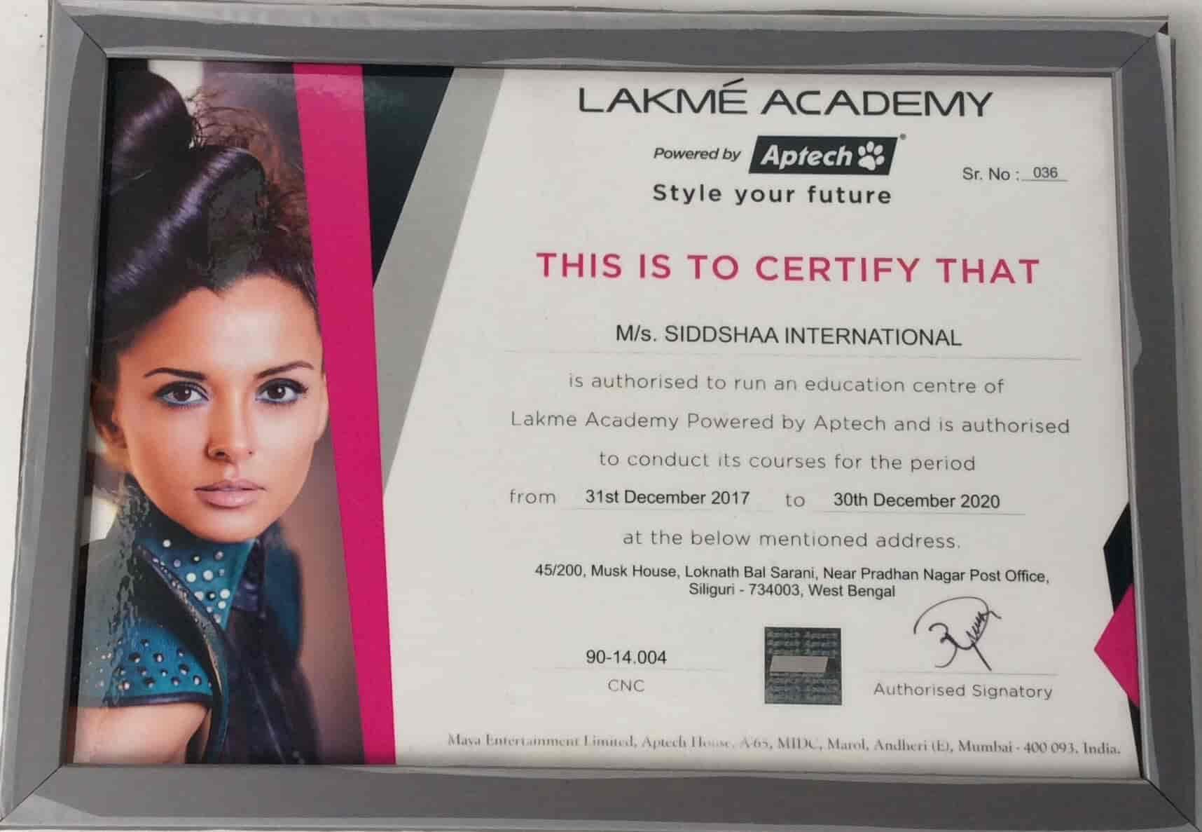 Lakme Academy, Pradhan Nagar - Beautician Institutes in Siliguri