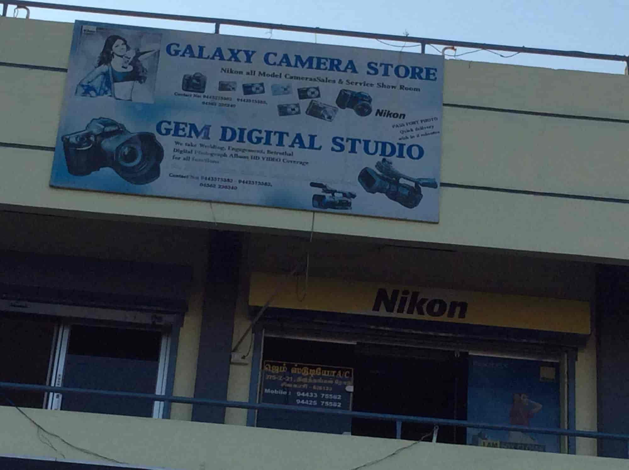 Galaxy Camera Store & Gem Digital Studio, Near Coronation Colony Bus