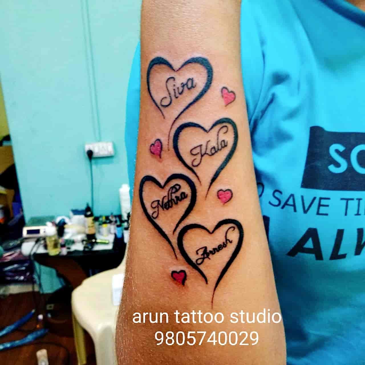Arun Mehndi Arts Tattoos Photos Solan Ho Chandigarh