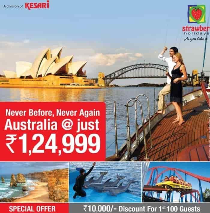 Kesari Tours Travels Mumbai