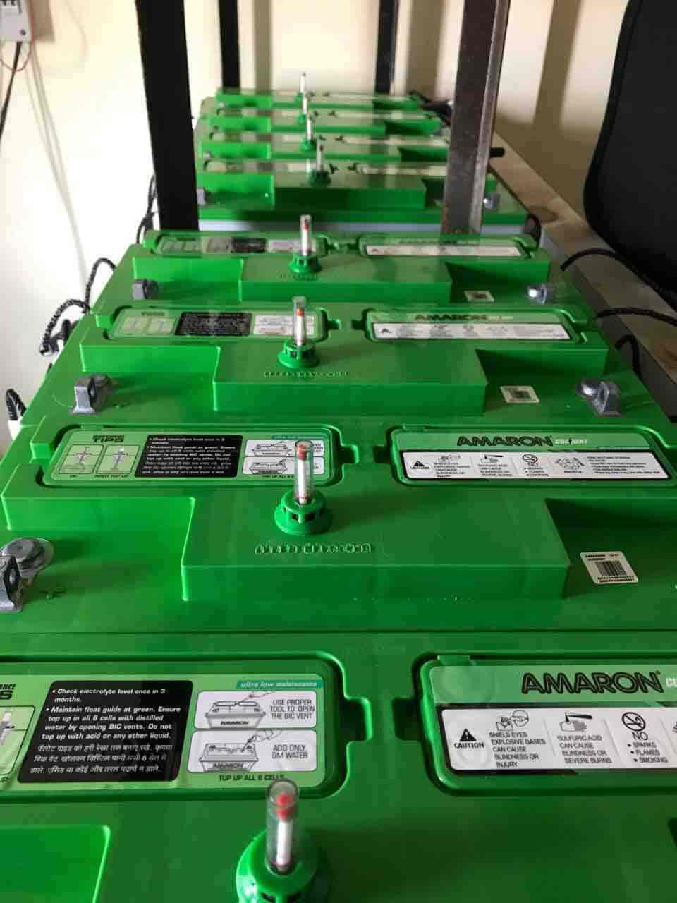 Amaron Authorised Distributor, Solapur City - Battery