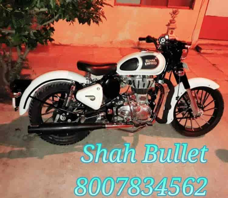 Shah Bullet Accessories, Bale - Motorcycle Part Dealers in