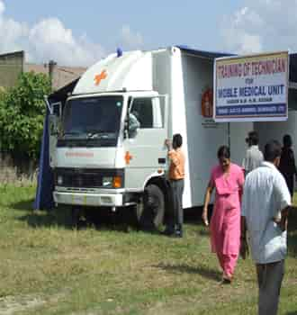 Mobile Hospital Designers Developers India Pvt Ltd Photos, Sector 81