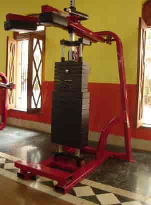 Hardcore gym equipment