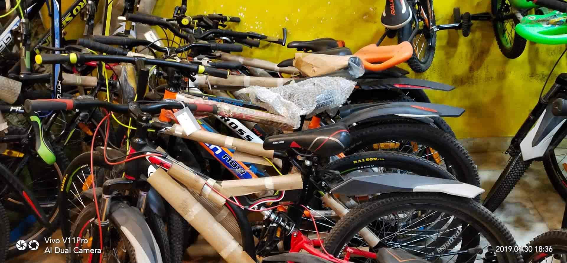 Jay Swaminarayan Cycle Stores Sagrampura Garages In Surat
