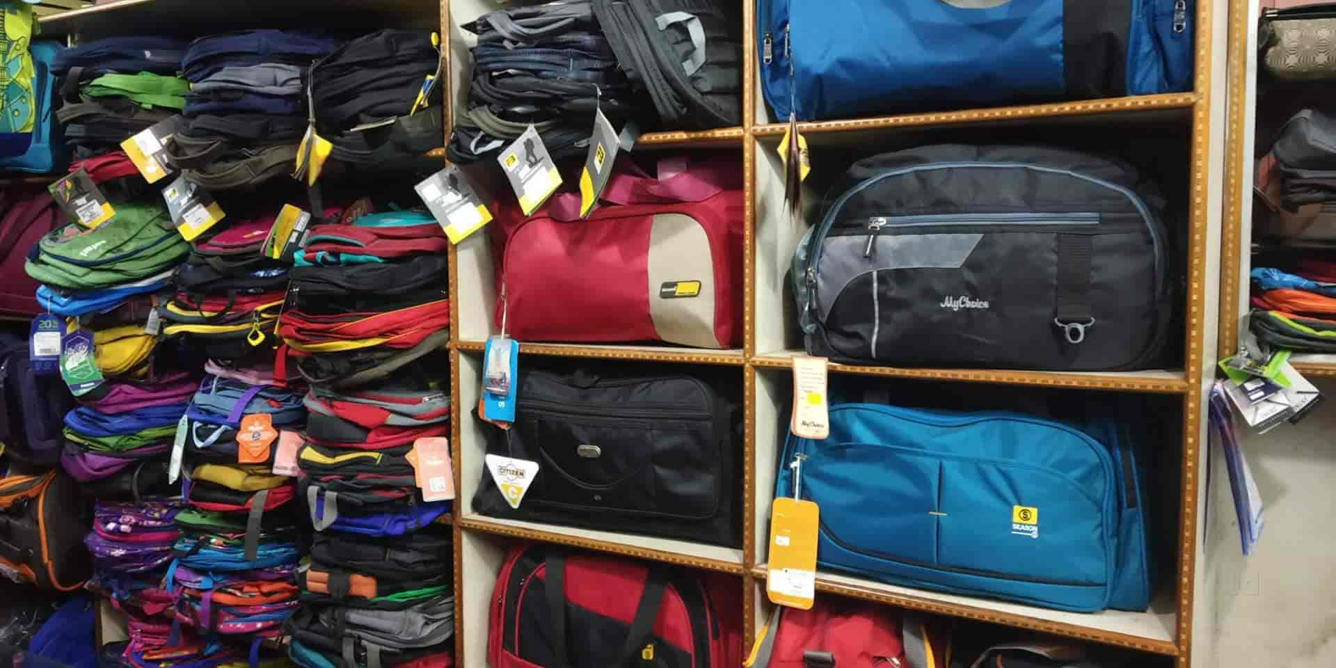 Puja Agencies, Ghoddod Road - Bag Dealers in Surat - Justdial
