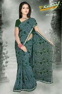 a541892726 ... DESIGNER SAREE PROMOTION WITH MODEL - Krishna Sarees Photos, Ring Road,  Surat - Saree ...