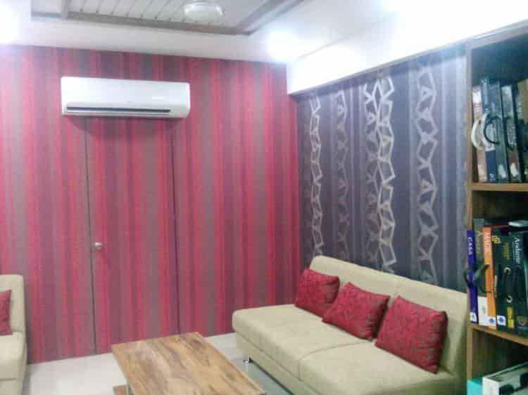 ... Decorative Wallpaper   Be Innovative Interiors Photos, Vesu, Surat    Wall Paper Dealers ...