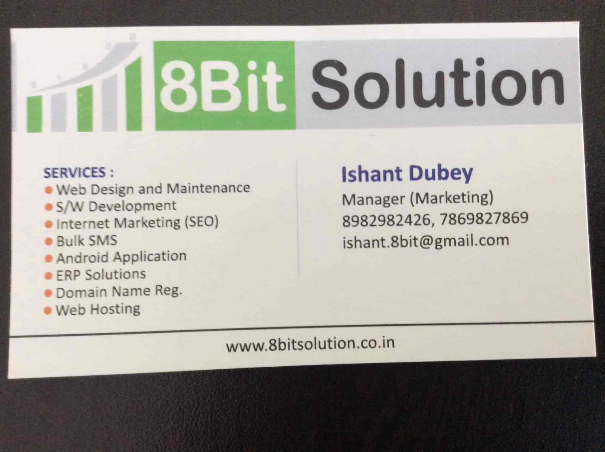 8 Bit Solution Photos Surat Pictures Images Gallery Justdial