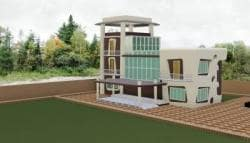 Arcon Civil Project Consultants, Varachha Road - Structural