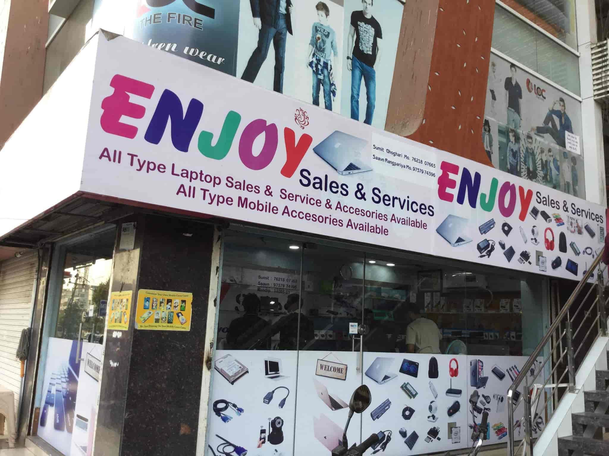 Enjoy Sales Service, Yogi Chowk - Computer Printer Dealers