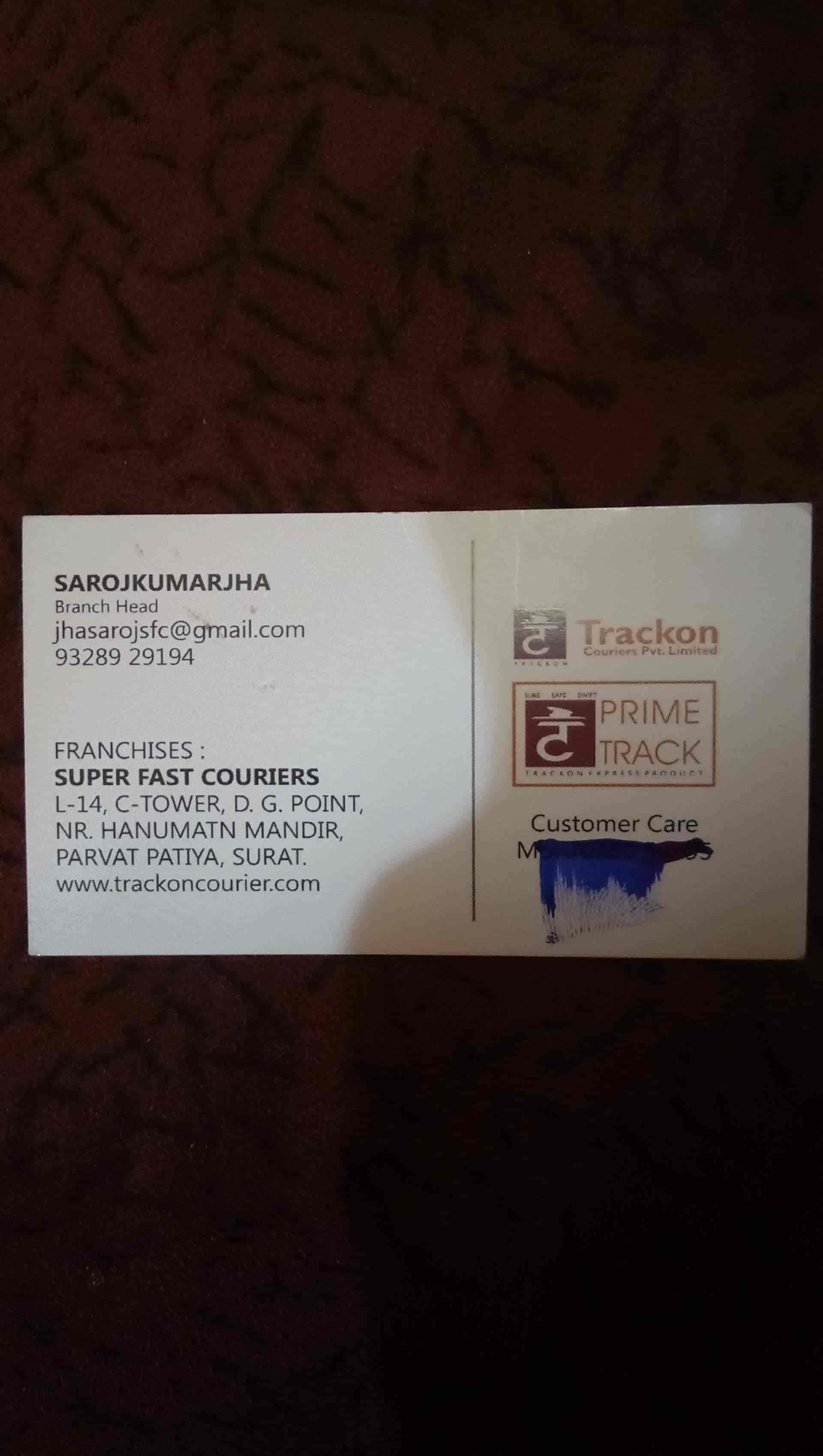 Trackon Couriers Pvt Ltd, Parvat Patia - Courier Services in