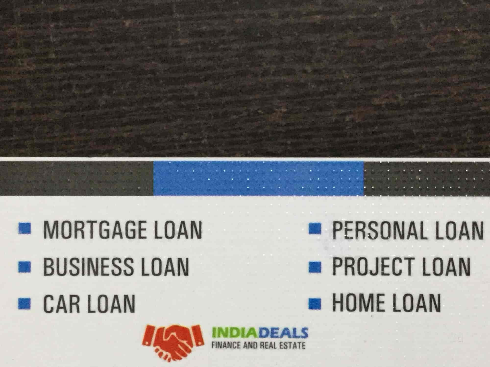 INDIA Deals Finance And Real Estate, Dindoli - Personal Loans in