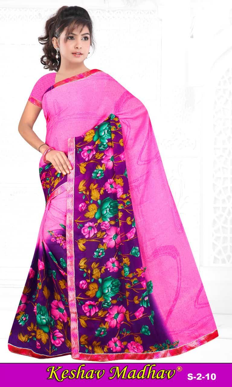 45e522e9d6 ... Keshav Madhav Fashion Photos, Ring Road, Surat - Saree Manufacturers ...