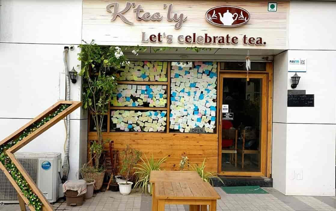 K Tea Ly, Adajan Road, Surat - Fast Food Cuisine Restaurant - Justdial
