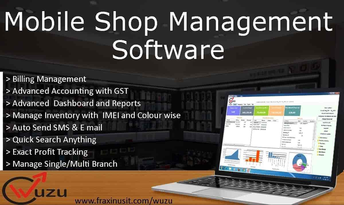Fraxinus It Solution, Nanpura - Accounting Software Dealers in Surat