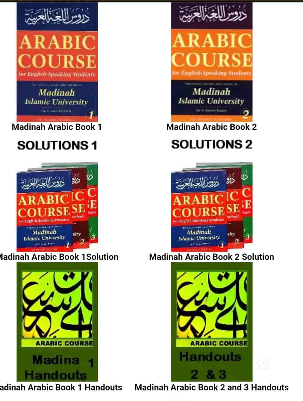 LEARN Arabic Writing Reading & Speaking, Sagrampura