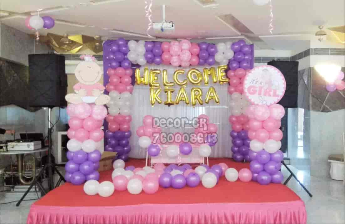 Decor Ck, Chauta Bazaar - Balloon Decorators in Surat - Justdial