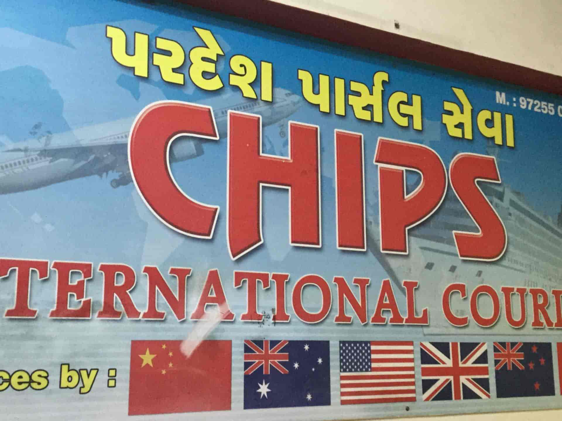 Chips International Courier Ghoddod Road Courier Services In Surat Justdial