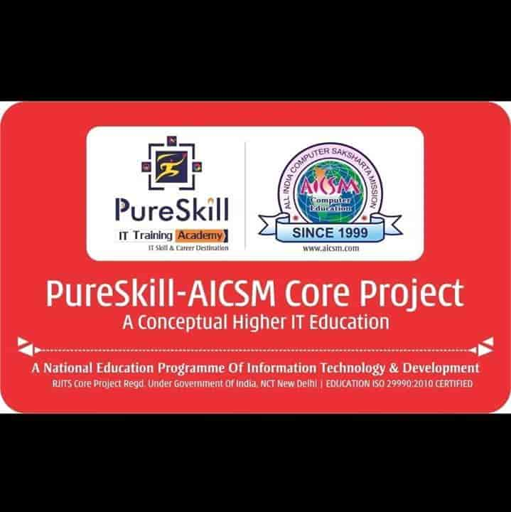 Pure Skill It Training Academy, Adajan Dn - Placement
