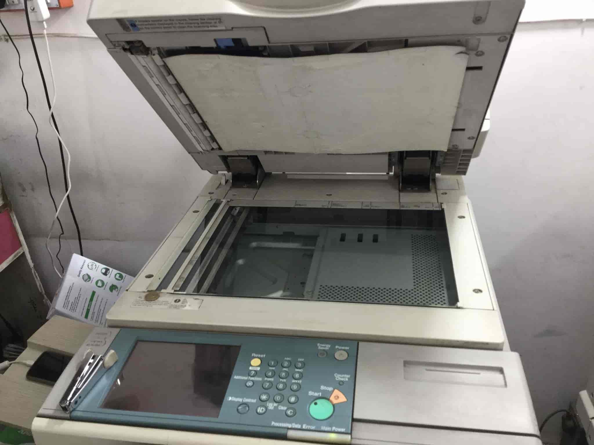 Digital Xerox, Nanpura - Photocopying Centres in Surat