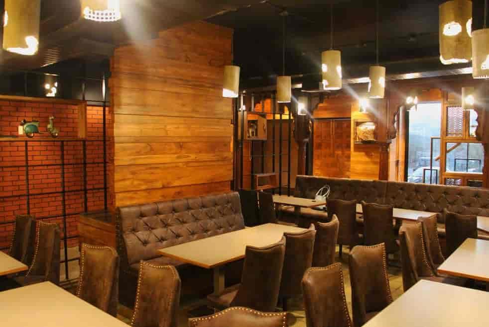 Interior Global Local Restaurant Banquet Photos Vesu Surat North Indian Restaurants