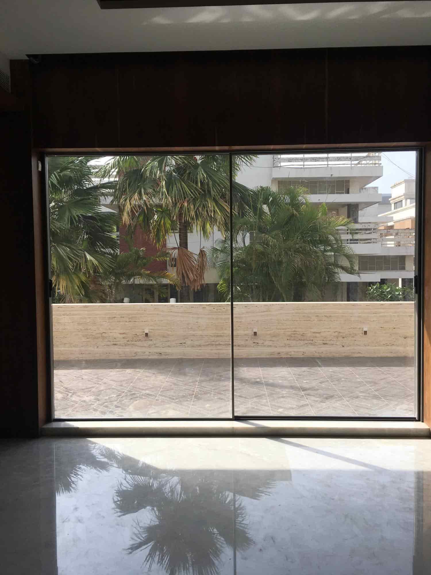 Telesia Upcv Window And Door, Bhatar Road - Upvc Door