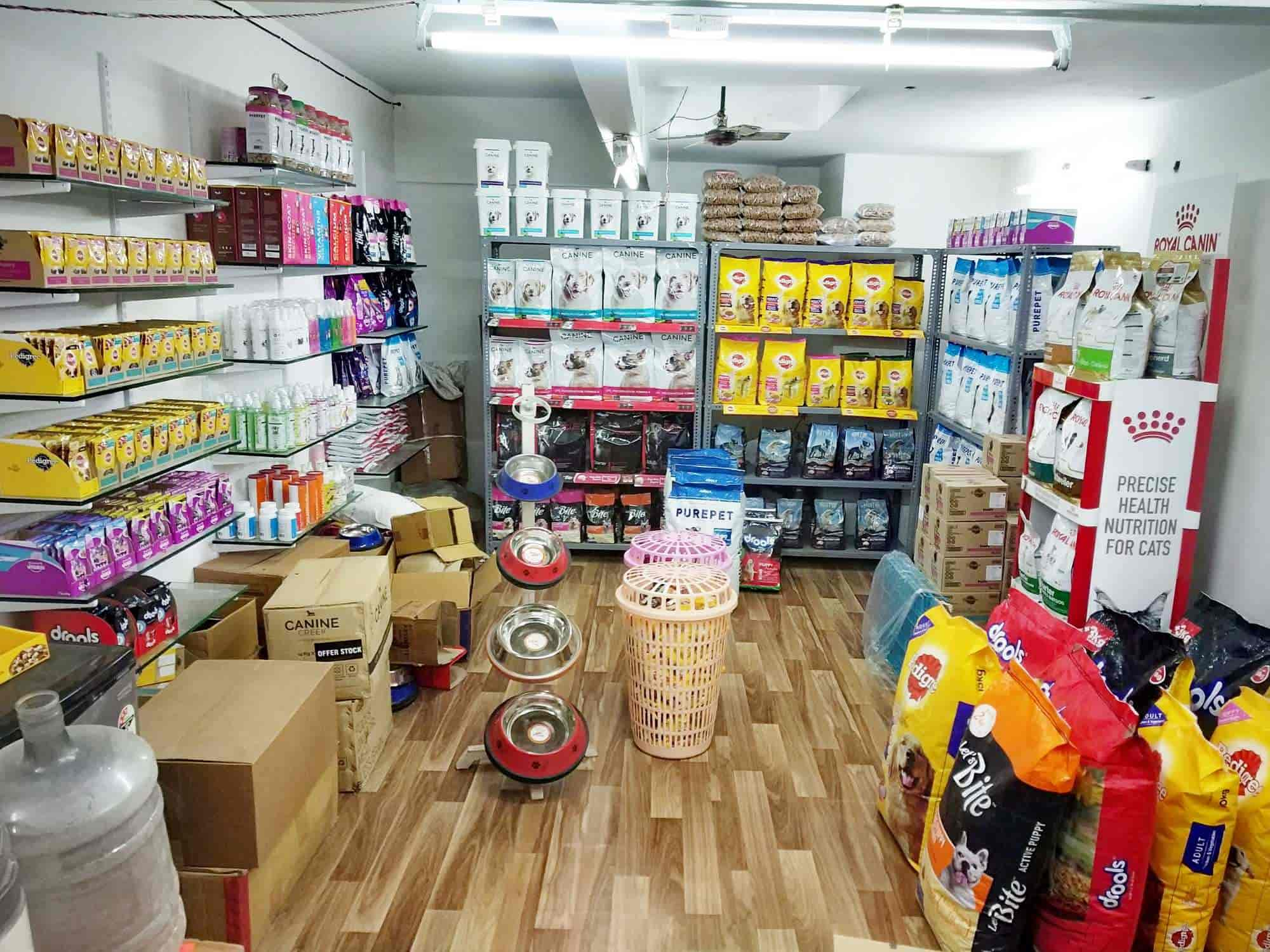 Firstdog Pet Shop, Katargam - Pet Food Dealers in Surat