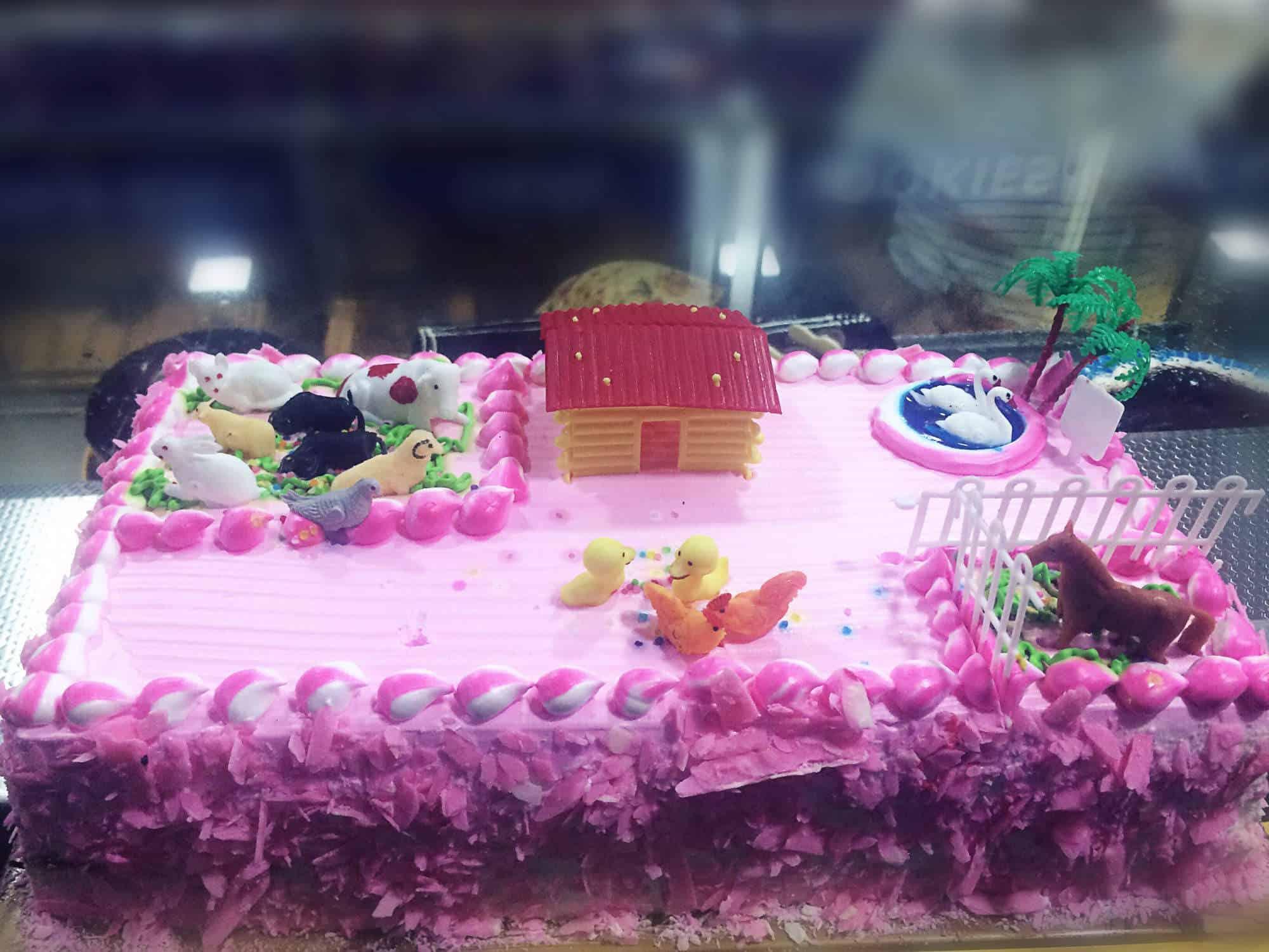 Monginis The Cake Shop, Katargam, Surat - Cake Shops - Justdial