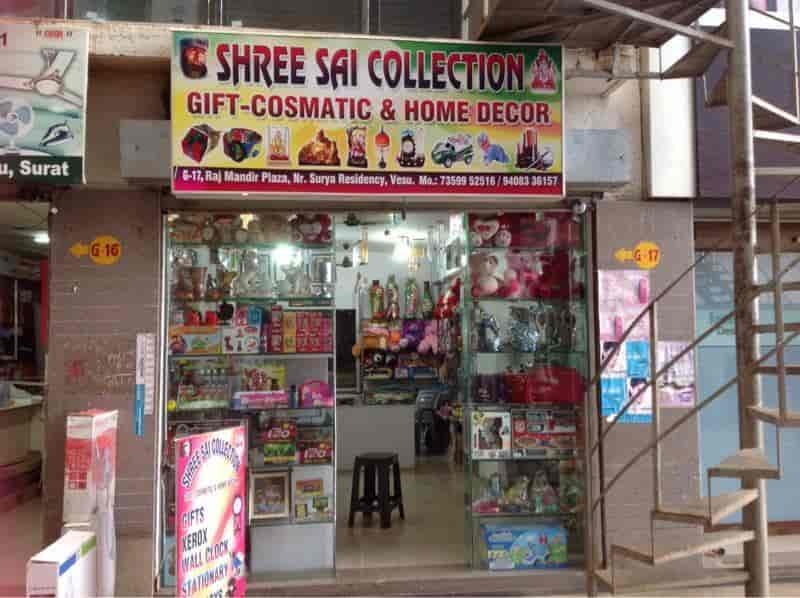 Front View Of Shop