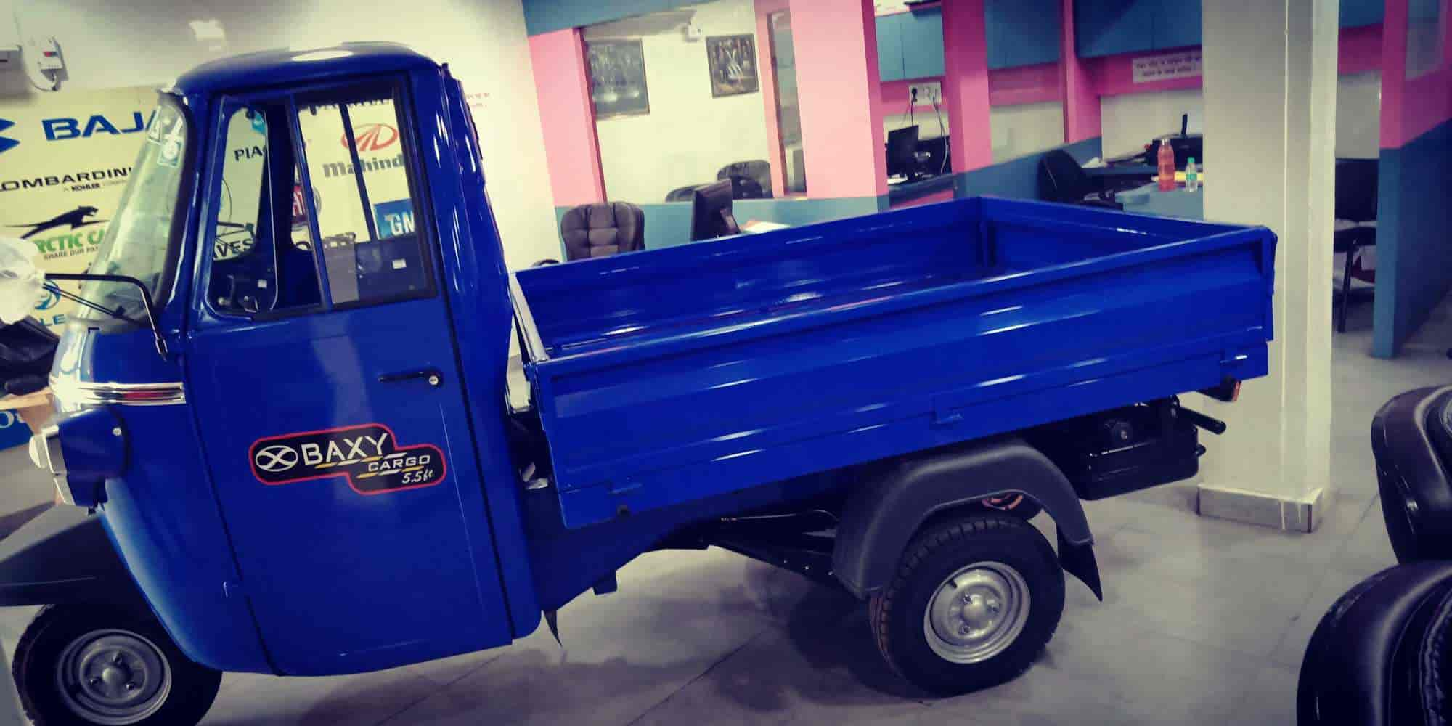 Akshar Automobile, Udhna - Three Wheeler Dealers in Surat