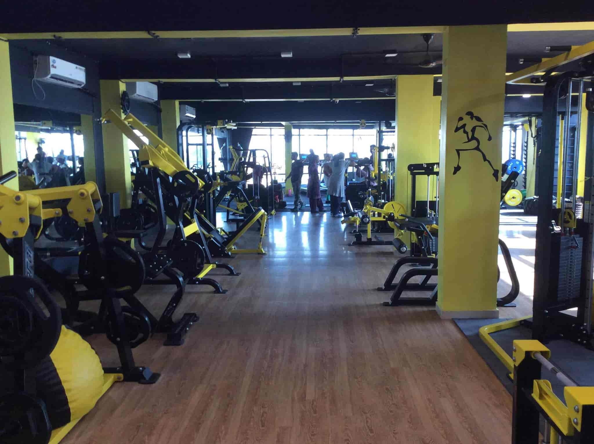 Fitness garage kosamba gyms in surat justdial