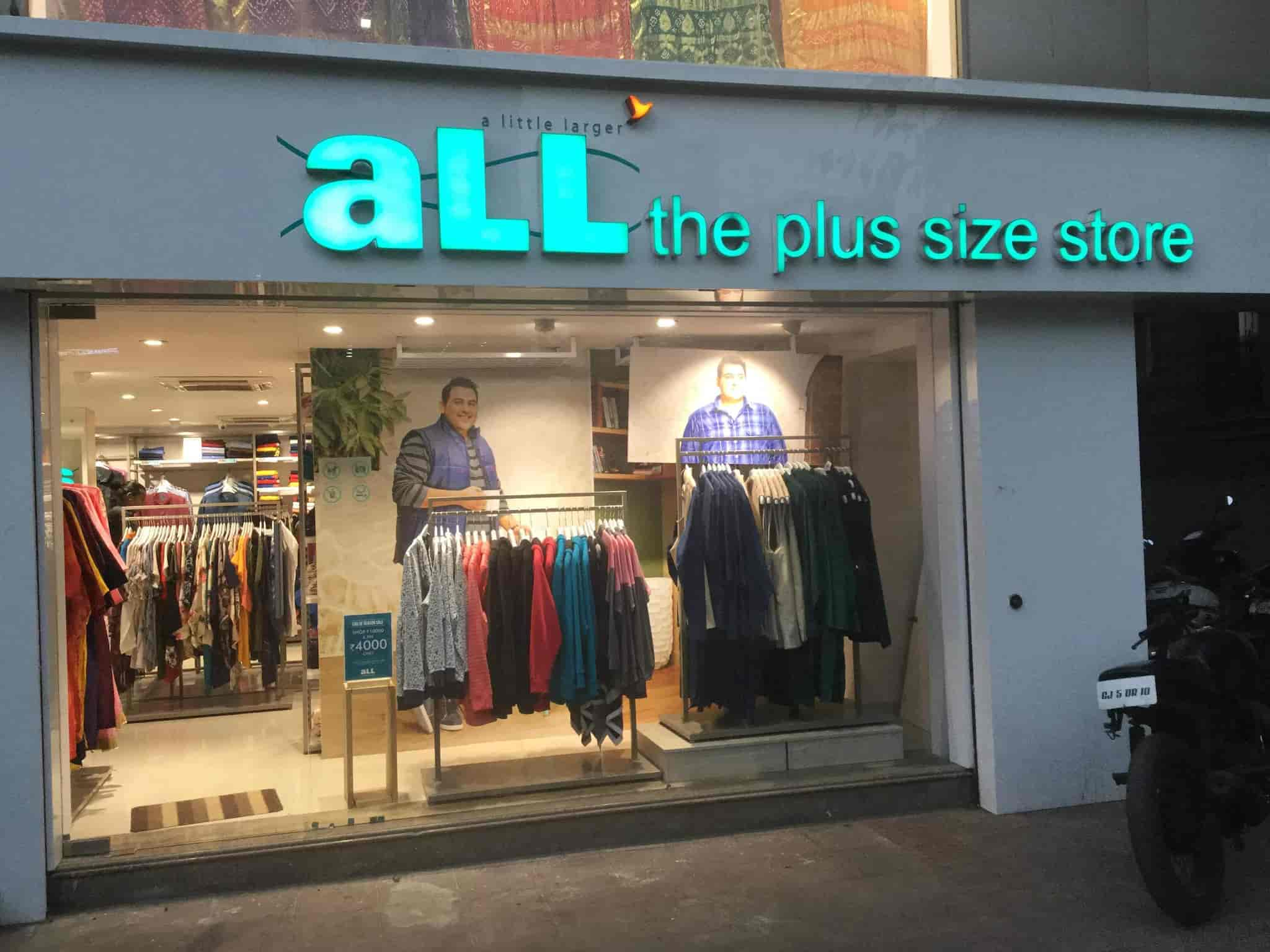 e287fc9aadd All The Plus Size Store