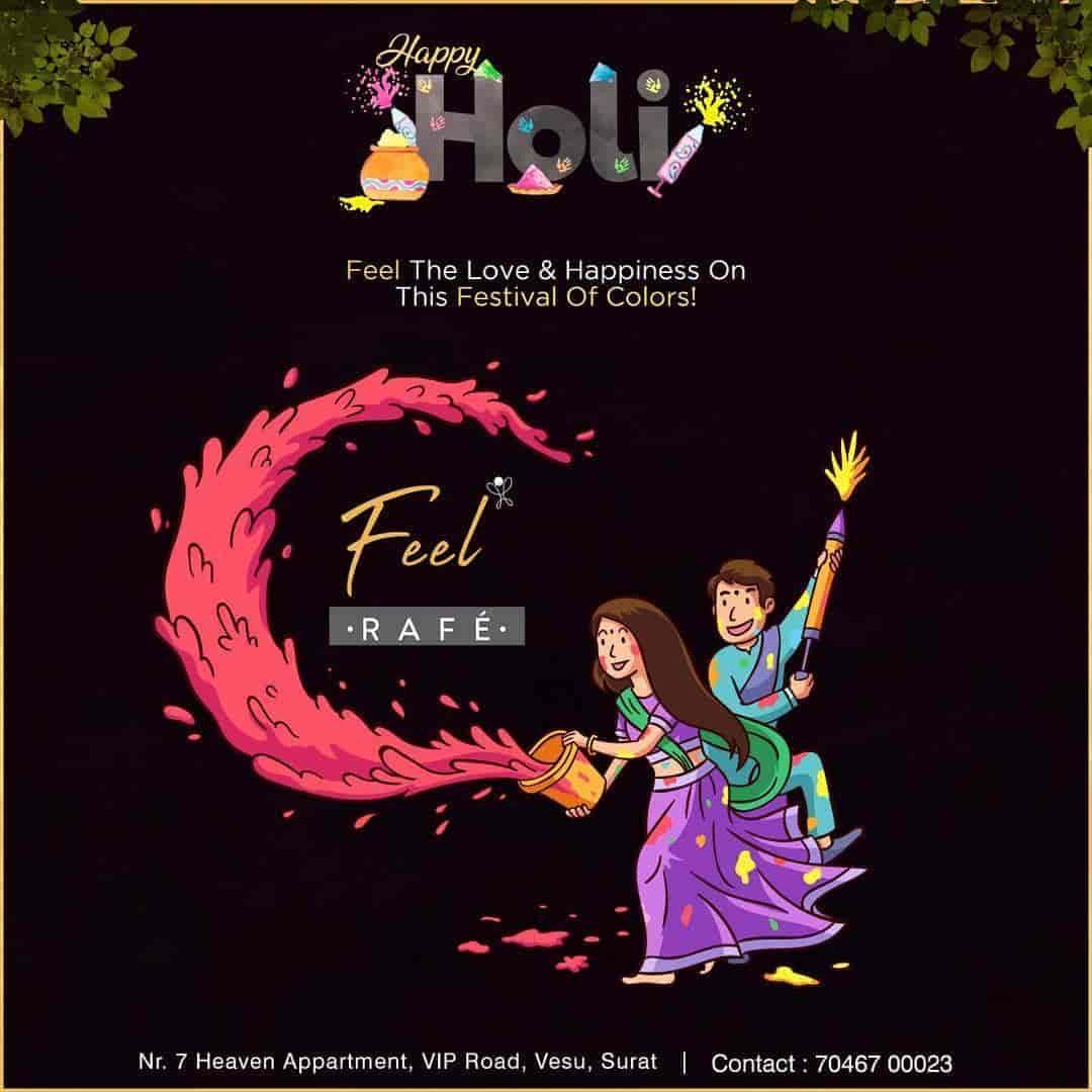 Feel - Rafe, Vesu, Surat - Fast Food - Justdial
