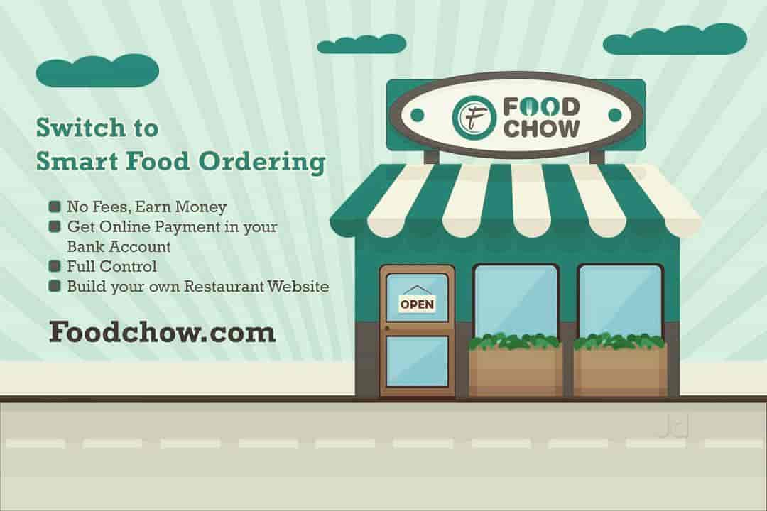 fast food ordering system