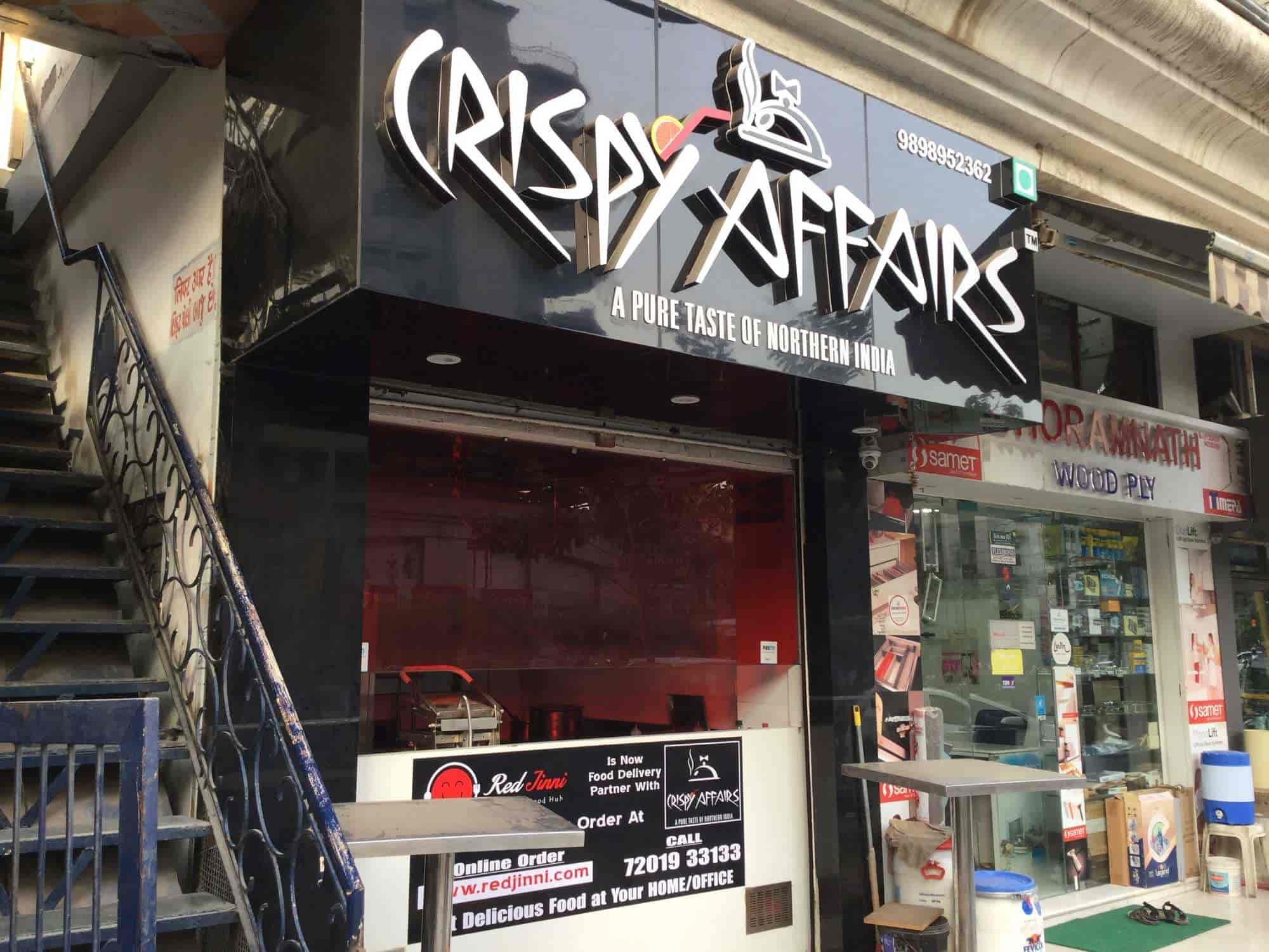 Crispy Affairs s City Light Town Surat &