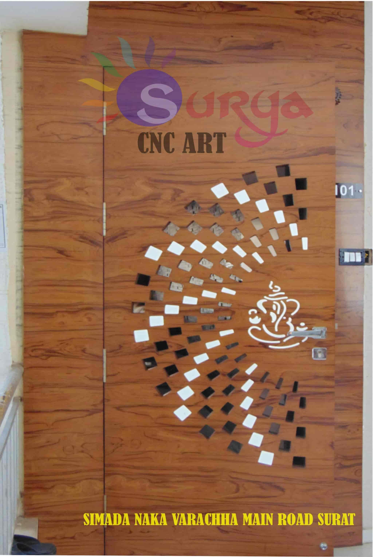 Surya Cnc Art Work And Interior, Varachha Road - CNC Job