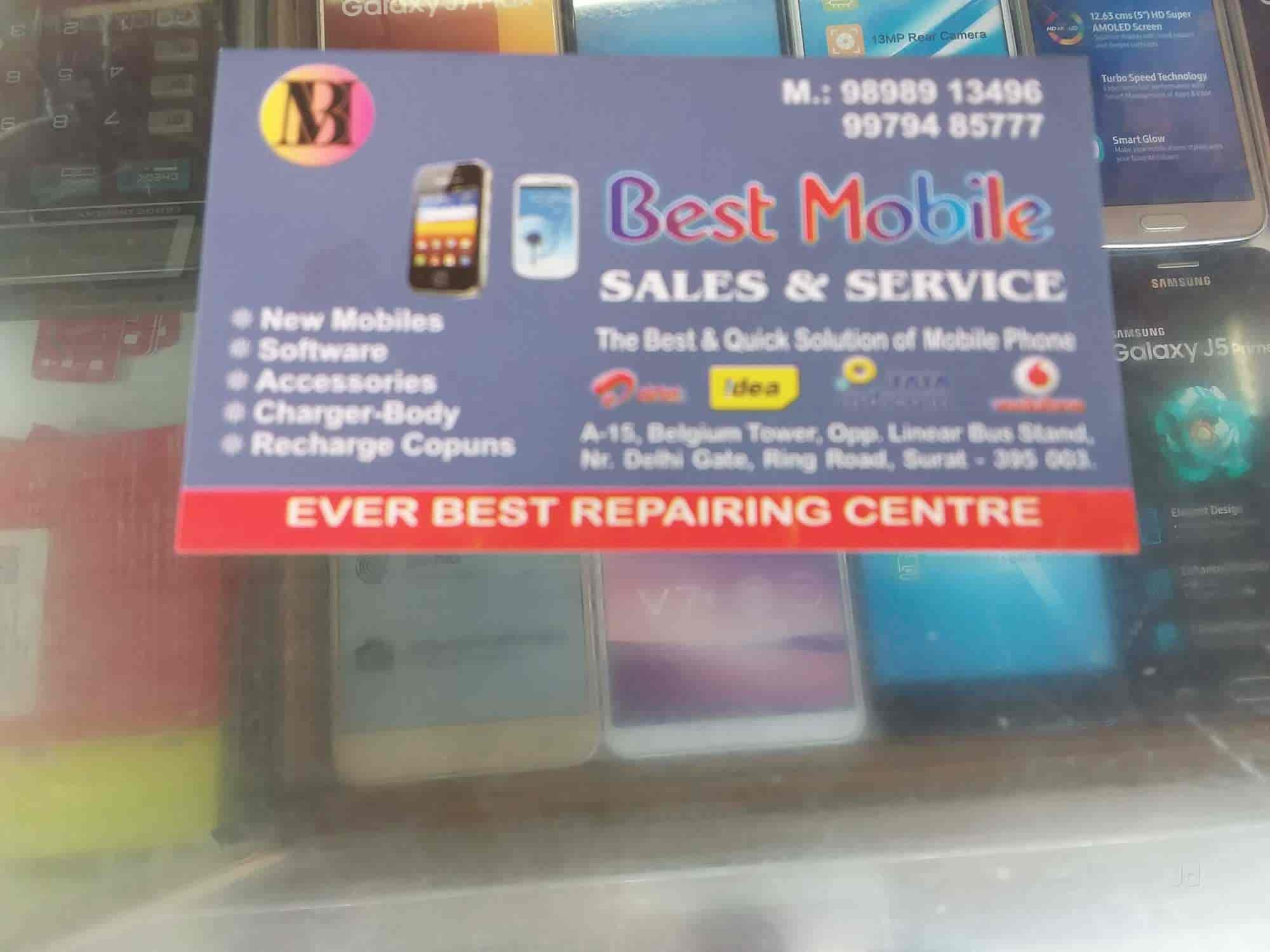 Best Mobile Sales And Services Photos, Ring Road, Surat- Pictures
