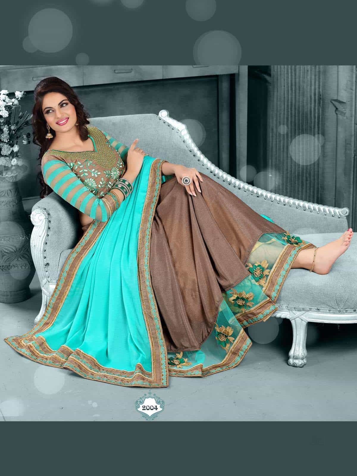 2590a1516e ... Umbrella Suit - Laaduba Sarees Photos, Punagam, Surat - Fancy Saree  Retailers · Designer Lehenga Choli ...