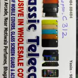 reputable site 4b8dd b7b3e Classic Telecom, Bhagatalao - Mobile Phone Cover Wholesalers in ...
