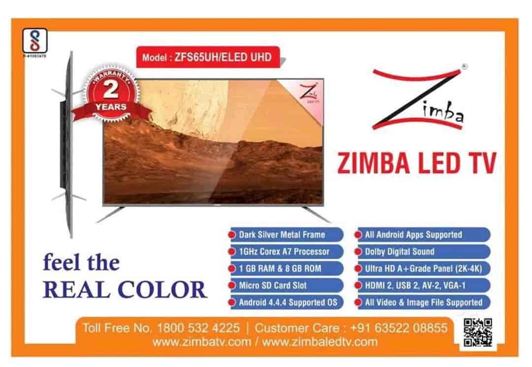 Zimba Led Tv Photos Matawadi Surat Pictures Images Gallery 4 Mata Wholesalers